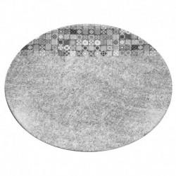 Platou oval SPLENDOUR, 36 x 27cm