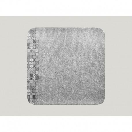 Farfurie patrata SPLENDOUR, 22 x 22 cm