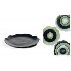 Platou negru, 26 cm