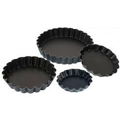 Forma tarta, dantelata, EXOPAN, diam 8 cm