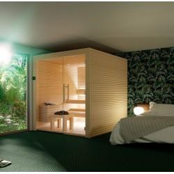 Sauna Nativa Aspen, 120 x 180 cm