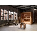 Sauna Nativa Aspen, 150 x 200 cm