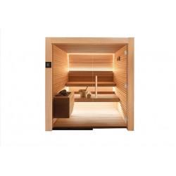 Sauna Nativa Aspen, 200 x 200 cm
