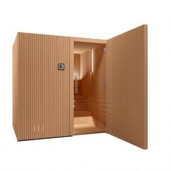 Sauna Libera Aspen, 150 x 180 cm