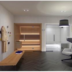 Sauna Electa Aspen, 120 x 180 cm