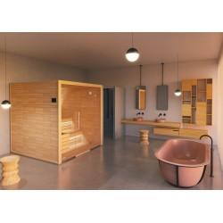 Sauna Electa Aspen, 200 x 250 cm
