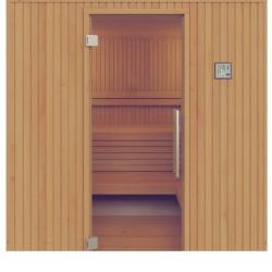 Sauna Familia Aspen, 150 x 180 cm
