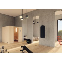Sauna Familia Aspen, 150 x 200 cm