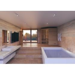 Sauna Varia Aspen, 180 x 180 cm