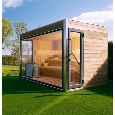 Sauna de exterior, Luxury, 6 persoane