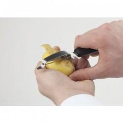 Cutit decojire, 2 lame,19 cm