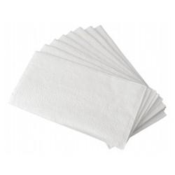 """Servetele """"optimi"""", albe, 33 x 33 cm"""