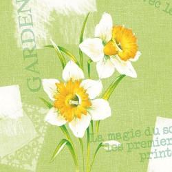 Servetele 3 straturi, 33x 33 cm, Spring Day