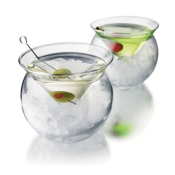 Cupa martini, 2 in 1