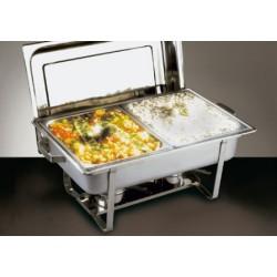 """Chafing Dish """"BUFFET"""" , 2 vaschete GN1/2"""