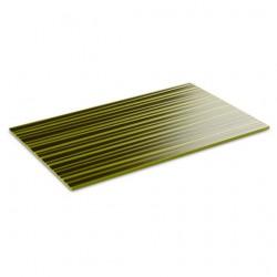 "Platou ""ASIA PLUS"", melamina, verde, GN1/1"