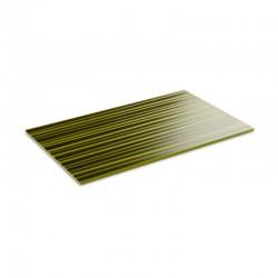 "Platou ""ASIA PLUS"", melamina, verde, GN1/4"