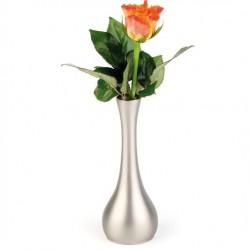 Vaza flori, eloxata, h 18 cm