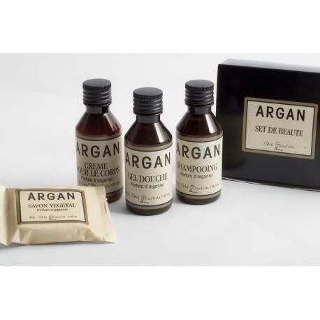 Sampon cu ulei de argan, 40 ml