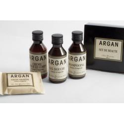 Lotiune corp cu ulei de argan, 40 ml