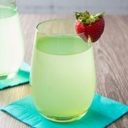 Tumbler verde, ELEMENTS, 465 ml, sticla innobilata