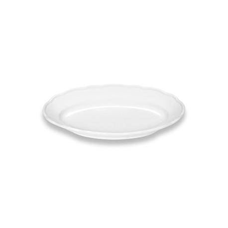 Platou oval, Marie Christine, 27x18 cm, portelan