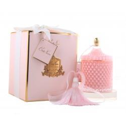 Lumanare parfumata Pink Champagne 450g