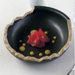 Farfurie adanca, SUCRO, ø24x6,5cm, ceramica