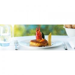 Farfurie intinsa, Banquet, diam 19 cm