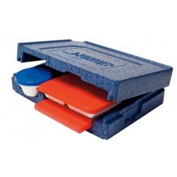 Cutie termoizolanta pentru transport mancare, 440x370x140 mm