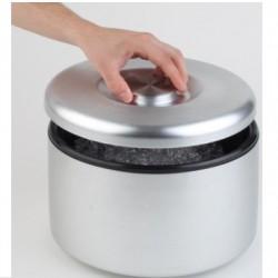 Cutie gheata, aluminiu anodizat, 5 litri