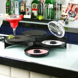 Dispozitiv glazurare pahar