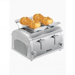 Toaster profesional TS40, inox
