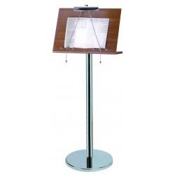 Suport merniu cu lampa, 52x37x150 cm
