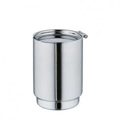 Zaharnita PURE, inox cromargan 18/10, capacitate 200 ml, h 8.5 cm