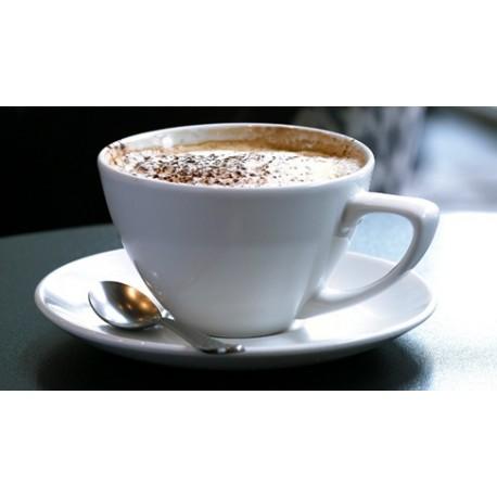 Ceasca pentru cafea cu farfuriuta suport, 227 ml