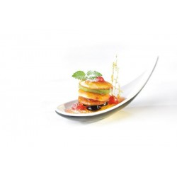 Lingurita aperitive, melamina, 14.5 cm