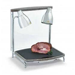 Blat carne cu lampa infrarosu