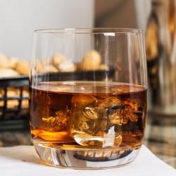 Pahar Whisky on the rocks, WEINLAND, 350 ml, sticla innobilata