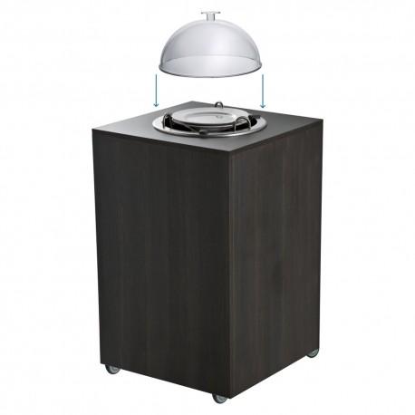 Incalzitor electric farfurii Ø cm 21/29 cm
