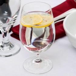 Pahar apa minerala, 400 ml, sticla innobilata