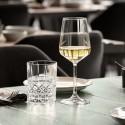 Set 4 Tumblere elegante pentru Whiskey, 345 ml, sticla innobilata