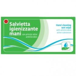 Set 300 servetele dezinfectante maini amabalate individual