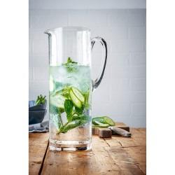 Carafa apa/ juice, sticla, 2 litri