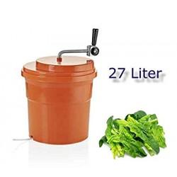 Uscator salata profesional, 27 litri