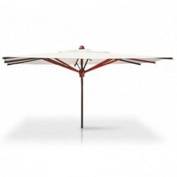 Umbrela profesionala ACAJOU STRUCTURA MAHOGANY diametrul 2,50 m