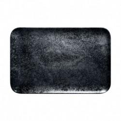 Platou rectangular, Karbon, 33x22cm