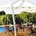 Mobilier terasa, piscina si zona wellness