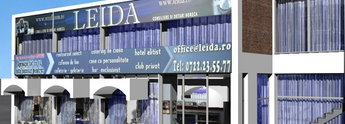 SHOWROOM si SEDIU - LEIDA